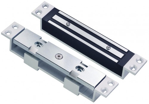 GEM Gianni- GS 200M Manyetik Mekanik Kilit (ShearMagnet) – Gömme Tip- Fail Safe