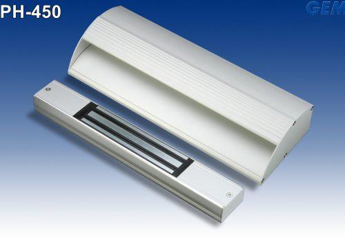 GEM Gianni- PH 450 Özel Proje Ürünleri – Gizli Manyetik Kilit – Kollu Tip